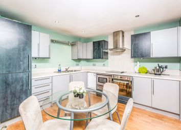 Thumbnail 3 bed flat for sale in Churchill Way, Cardiff
