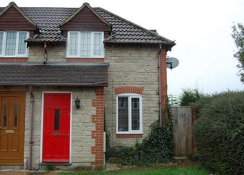 Thumbnail 2 bed end terrace house to rent in Belfry, Warmley, Bristol