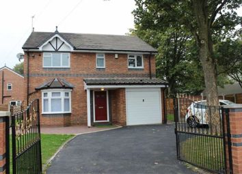 Thumbnail 4 bedroom detached house to rent in Broomhall Road, Pendlebury, Swinton, Manchester