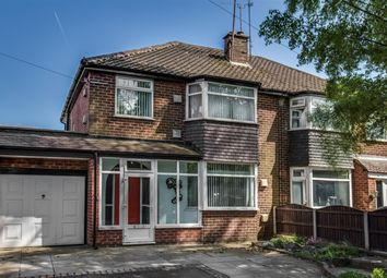 Thumbnail 3 bed semi-detached house for sale in Farm Lane, Worsley, Manchester