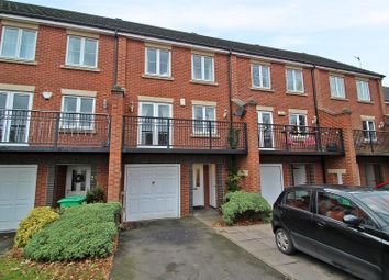 Thumbnail 4 bed town house for sale in City View, Mapperley, Nottingham