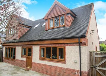 Thumbnail 4 bed detached house for sale in School Lane, Great Haywood, Stafford