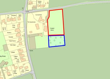 Thumbnail Land for sale in Woodcote Road, South Stoke, Reading