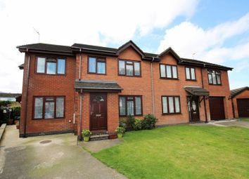 Thumbnail 4 bed semi-detached house for sale in Greenlands Avenue, Ramsey, Isle Of Man