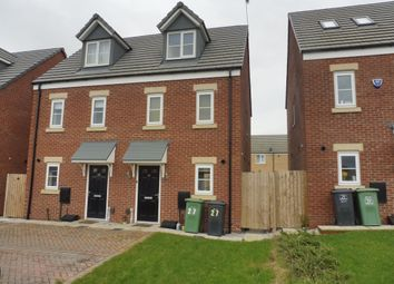 Thumbnail 3 bed semi-detached house for sale in Woodlands Way, Whinmoor, Leeds