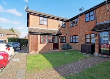 Thumbnail 1 bed terraced house for sale in Chestnut Walk, Byfleet, Surrey