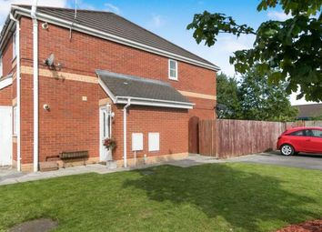 Thumbnail 2 bed flat for sale in Milton Close, Ellesmere Port, Cheshire