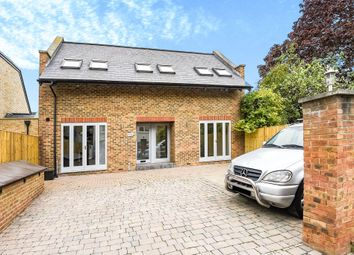 Thumbnail 3 bed detached house for sale in Trojan Mews, Hartfield Road, London