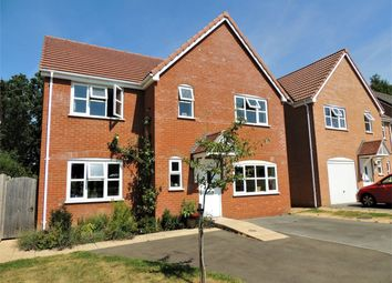 Thumbnail 4 bed detached house for sale in Stallion Close, Downham Market
