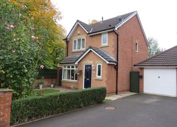 Thumbnail 3 bed detached house for sale in Stirling Close, Winsford