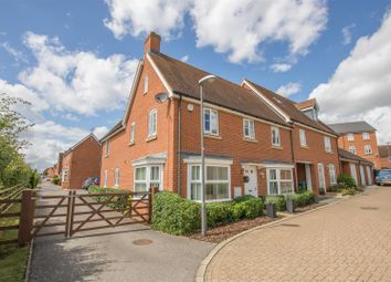 Thumbnail 4 bedroom semi-detached house for sale in Chalkhill Blue Close, Aylesbury