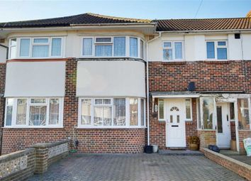 Thumbnail 3 bedroom terraced house for sale in Turner Road, Broadwater, Worthing, West Sussex