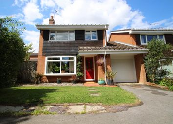 Thumbnail 4 bed link-detached house for sale in Pitts Close, Binfield