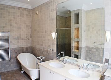 Thumbnail 5 bedroom flat to rent in Rudall Crescent, Hampstead