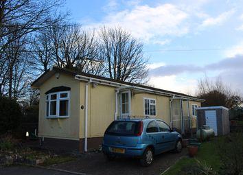 Thumbnail 2 bedroom mobile/park home for sale in Ham Manor Park, Llantwit Major