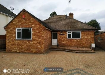 Thumbnail 3 bedroom bungalow to rent in Welley Road, Wraysbury, Staines-Upon-Thames