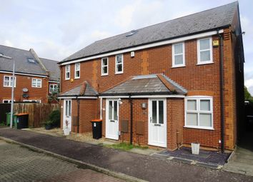 Thumbnail 2 bedroom end terrace house for sale in Catchacre, Dunstable
