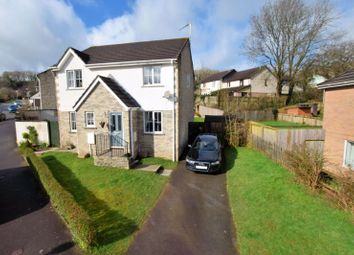 Thumbnail 2 bed semi-detached house for sale in Canons Way, Tavistock