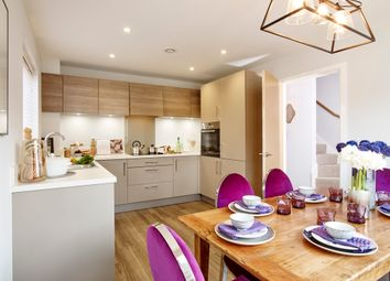"Thumbnail 3 bed property for sale in ""The Sussex"" at Wagtail Drive, Stowmarket"