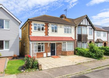 Thumbnail 4 bed terraced house for sale in Manor Road, Tankerton, Whitstable
