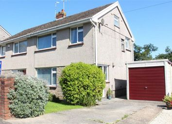 Thumbnail 3 bed semi-detached house for sale in Priors Way, Dunvant, Swansea