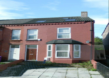 Thumbnail 4 bedroom maisonette to rent in Windsor Road Tuebrook, Liverpool