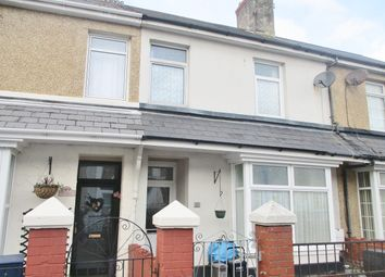 Thumbnail 3 bed terraced house for sale in Suffolk Place, Porthcawl