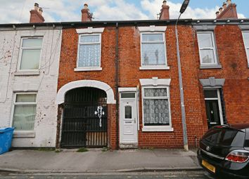 Thumbnail 3 bed terraced house for sale in Morpeth Street, Hull