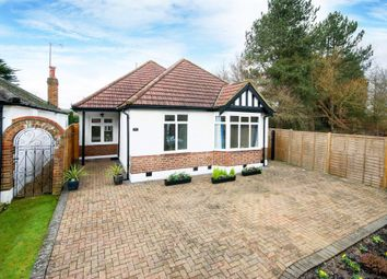 Thumbnail 4 bed detached bungalow for sale in Sylvia Avenue, Hatch End, Pinner