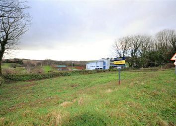 Thumbnail Land for sale in Opposite The Brambles, Hewas Water, St Austell, Cornwall
