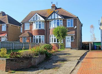 Thumbnail 3 bed semi-detached house for sale in Hempstead Lane, Bapchild, Sittingbourne