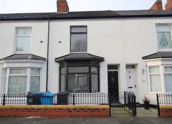 Thumbnail 2 bedroom terraced house to rent in Camden Street, Hull