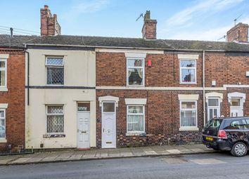 Thumbnail 2 bedroom terraced house for sale in St. Aidans Street, Tunstall, Stoke-On-Trent