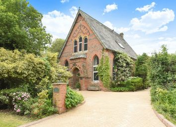 Thumbnail 4 bed detached house for sale in Ecchinswell, Newbury