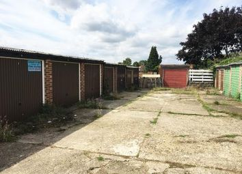 Thumbnail Parking/garage for sale in Garage Block, Rear Of Huntsmans Close, Rochester, Kent
