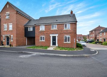 Thumbnail 5 bed detached house for sale in Sorrel Drive, Kirkby-In-Ashfield, Nottingham