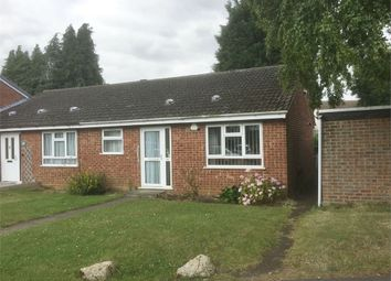 Thumbnail 2 bed terraced bungalow for sale in Patrick Road, Corby, Northamptonshire