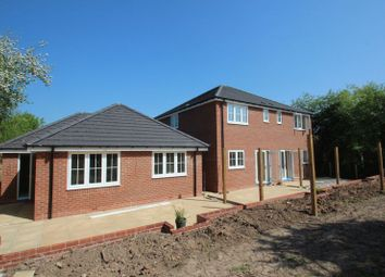 Thumbnail 2 bed detached bungalow for sale in Railway Close, Studley