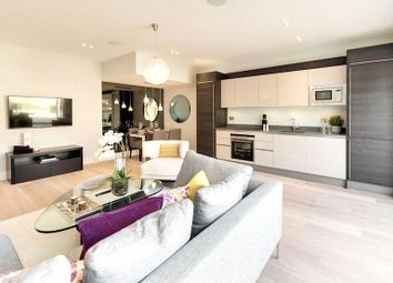 Thumbnail 2 bed flat for sale in Shoot Up Hill, London