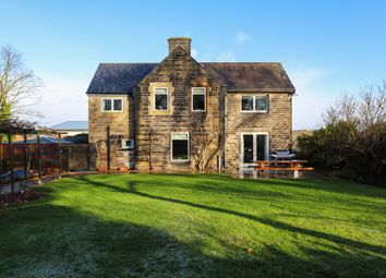 Thumbnail 5 bedroom detached house for sale in The Old School House, Hague Lane, Renishaw