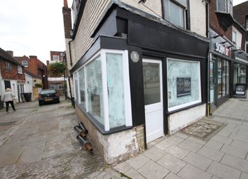 Thumbnail Retail premises to let in London Road, Sevenoaks