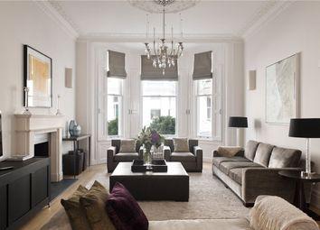 Thumbnail 5 bedroom terraced house for sale in Stafford Terrace, Kensington, London