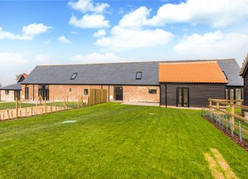 Thumbnail 4 bed semi-detached house for sale in Dotterell Hall Barns, Balsham, Cambridge