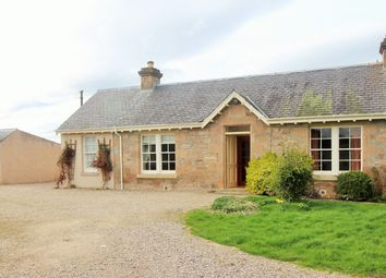 Thumbnail 4 bedroom detached bungalow for sale in Darnaway, Forres