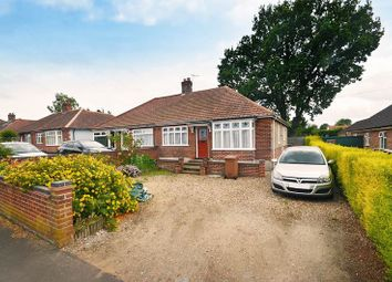 Thumbnail 2 bedroom semi-detached bungalow for sale in St. Williams Way, Thorpe St. Andrew, Norwich