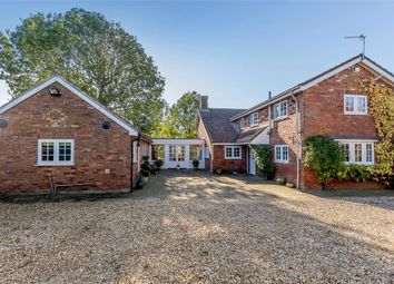 Thumbnail 4 bed detached house for sale in West Rasen, West Rasen, Market Rasen, Lincolnshire