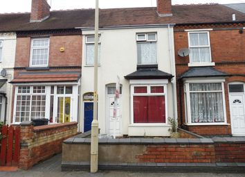 Thumbnail 3 bed terraced house for sale in Shenstone Trading Estate, Bromsgrove Road, Halesowen