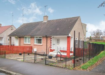 Thumbnail 1 bed semi-detached bungalow for sale in St Stephens Avenue, Rutherglen, Glasgow