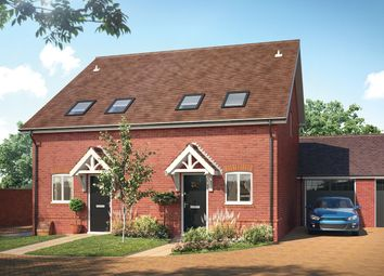 Thumbnail 2 bed semi-detached house for sale in Wallingford Road, Cholsey, Oxfordshire