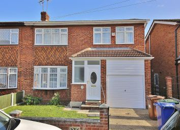 Thumbnail 3 bed semi-detached house for sale in Gideons Way, Stanford-Le-Hope